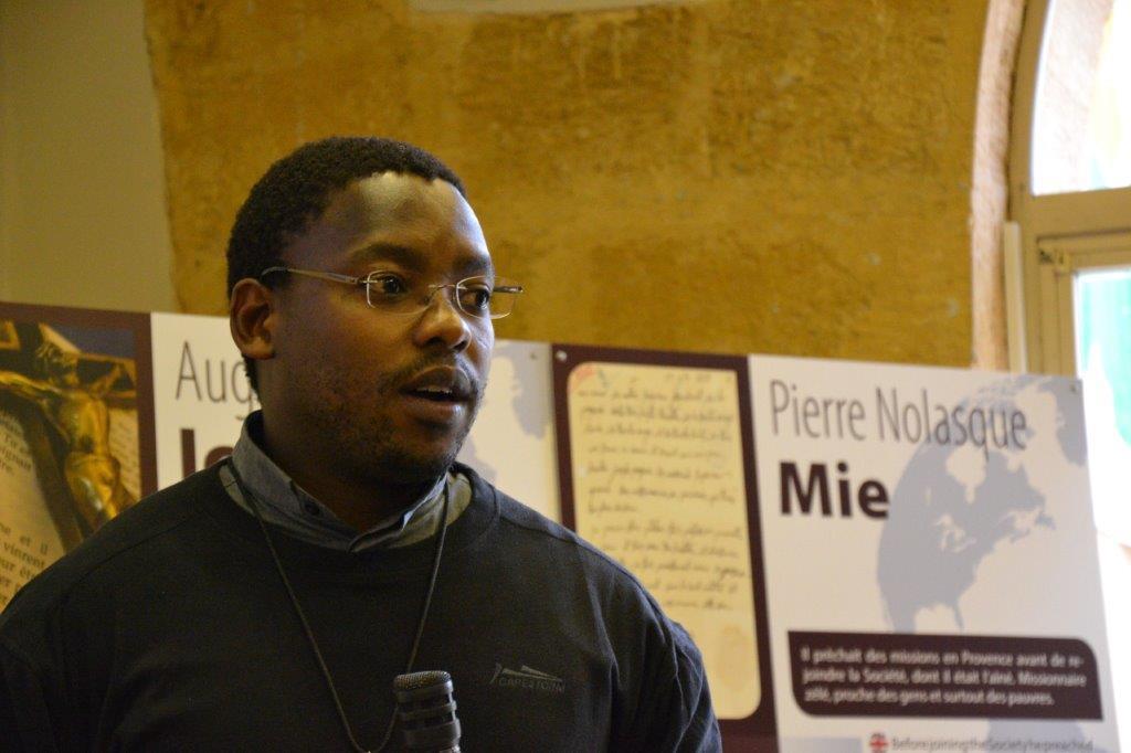 Fr. Bonga Majola
