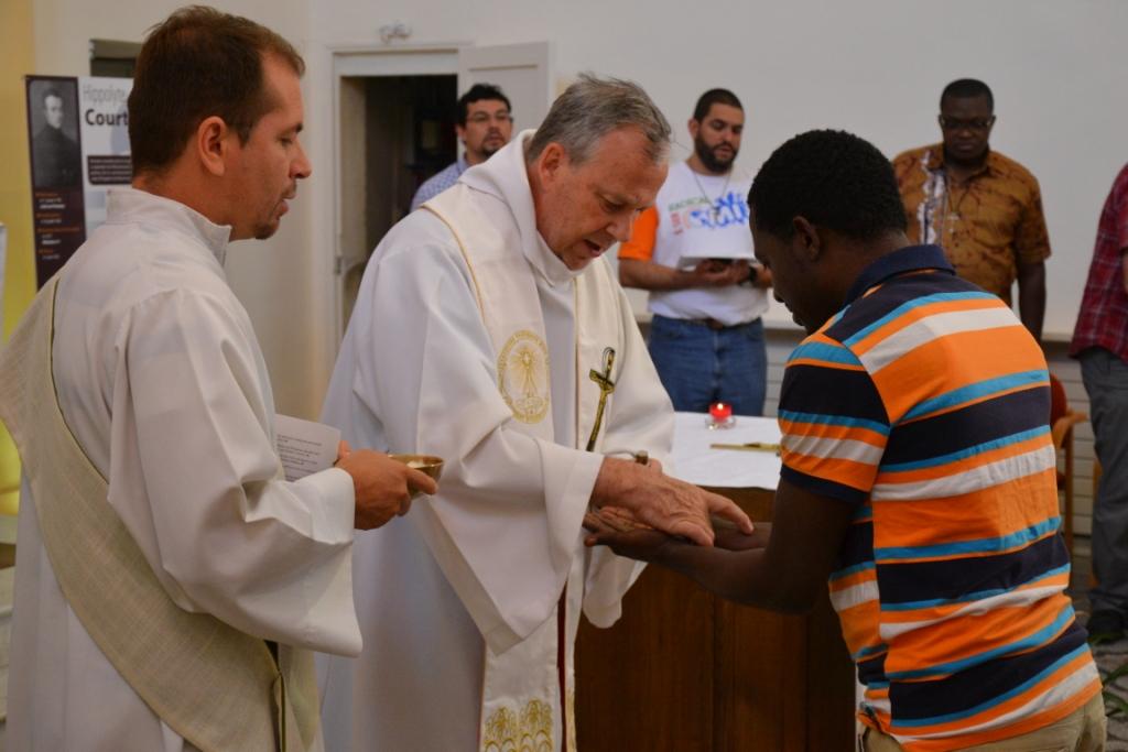 Commissioning Liturgy