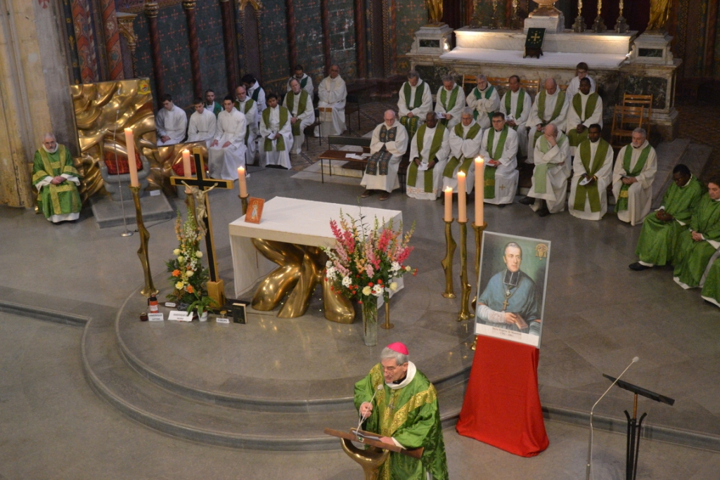 L'Eucharistie célébrée à la cathédrale d'Aix-en-Provence à l'occasion du bicentenaire de la fondation des Oblats
