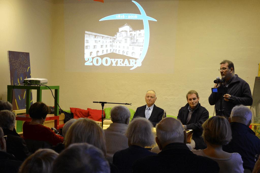 6e conférence du bicentenaire de la fondation