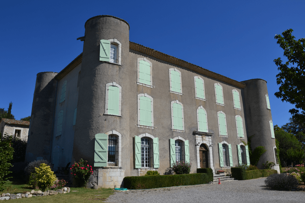 Château de Saint-Laurent du Verdon
